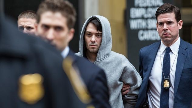 """Famous """"Pharma Bro"""" Martin Shkreli Is Suspended From Twitter for Harassing Teen Vogue Journalist Lauren Duca"""