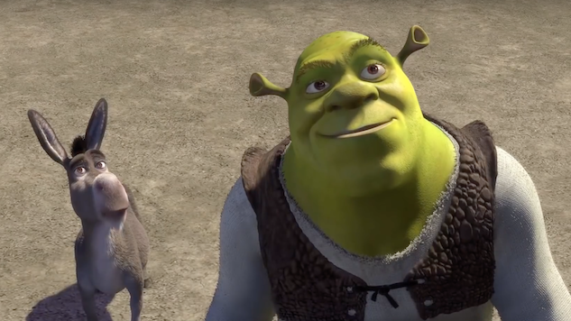 <i>Shrek</i> Soundtrack Coming to Vinyl for the First Time, Because Why Not?