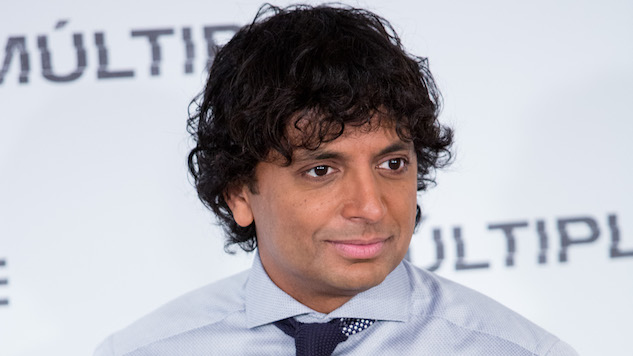 M. Night Shyamalan is Almost Finished with the <i>Split</i> Sequel Script