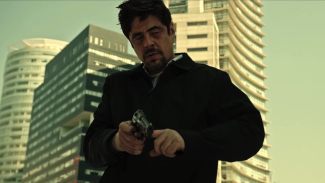 The <i>Sicario</i> Sequel Just Got a Title and Teaser
