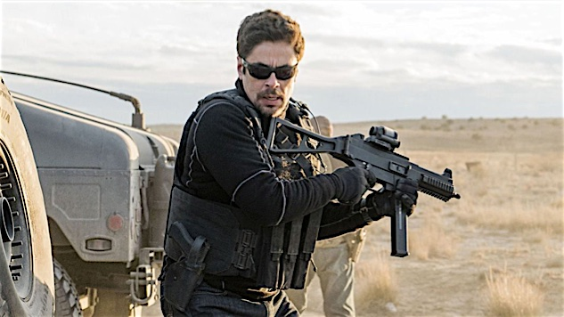 <i>Sicario: The Day of the Soldado</i>