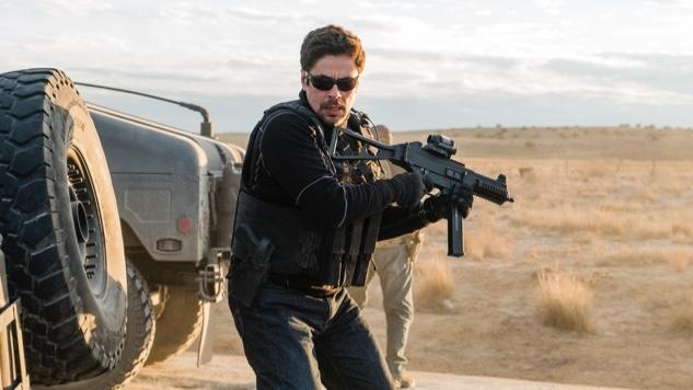 <i>Sicario: Day of the Soldado</i> Gets Explosive New Trailer