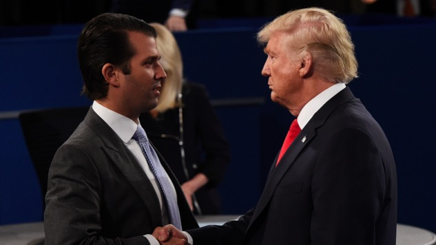 They Knew the Whole Time: The Trump Jr. Emails Cut The Entire Russia Scandal Down To One Question