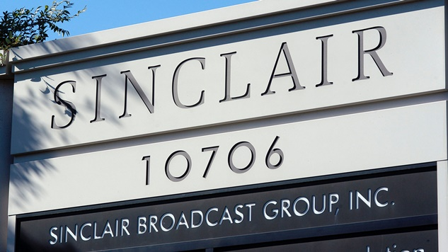 """Sinclair Broadcast Group's Hypocritical Tactics on Full Display in Mandatory """"Balanced Journalism"""" PSA"""