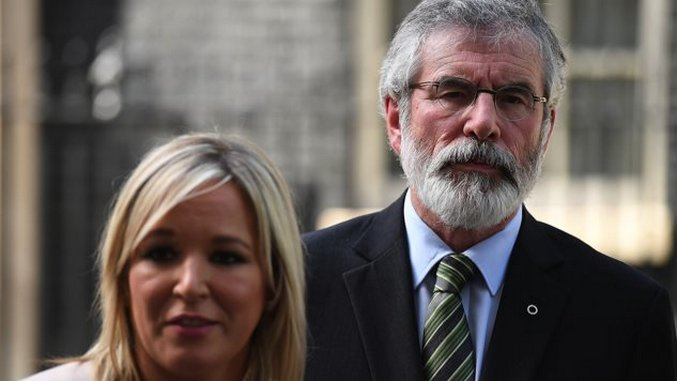 Dear Sky News Australia: Sinn Fein is Not a Person