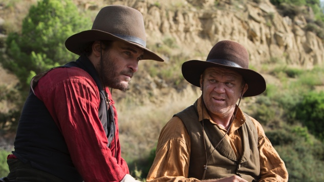 Joaquin Phoenix and John C. Reilly Team up in Zany New Western <i>The Sisters Brothers</i>