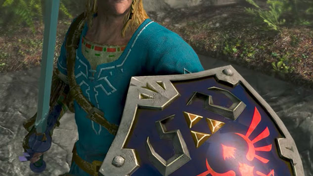 call of the wild how to get another hylian shield