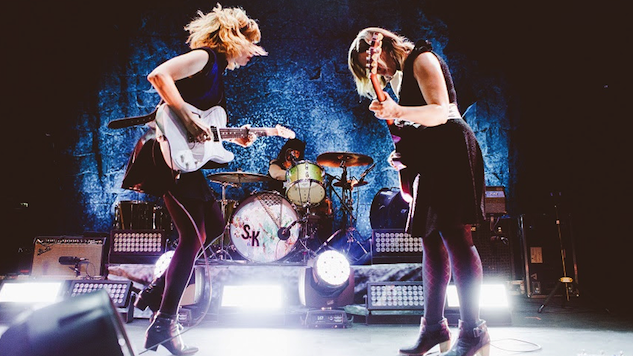 """Listen to Sleater-Kinney's Live Take on """"What's Mine Is Yours"""" from Forthcoming <i>Live in Paris</i>"""