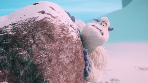 Channing Tatum Voices a Yeti Who Tries to Prove Humans Exist in First Trailer for <i>Smallfoot</i>
