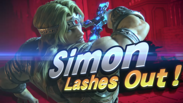 <i>Super Smash Bros. Ultimate</i> Adds Simon Belmont and King K. Rool, Details Stages and Gameplay Modes