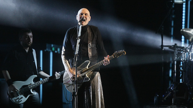 Smashing Pumpkins to Live-Stream Full Set from Tonight's Shiny and Oh So Bright Tour Stop in Seattle