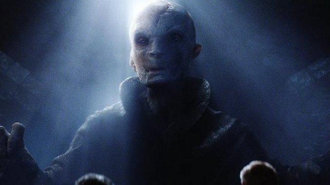 Supreme Leader Snoke Detail Revealed by <i>Star Wars</i> Expert