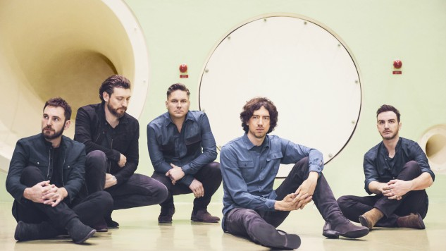 "Listen to Snow Patrol's Out-of-This-World New Single, ""Life on Earth"""