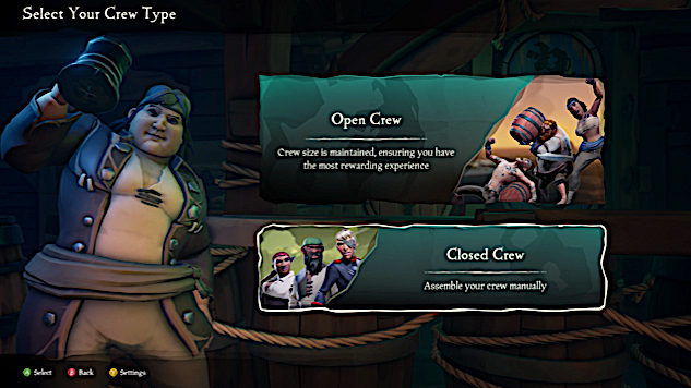 <i>Sea of Thieves</i> Adds Private Crews in Newest Patch, Alongside Other Quality of Life Fixes