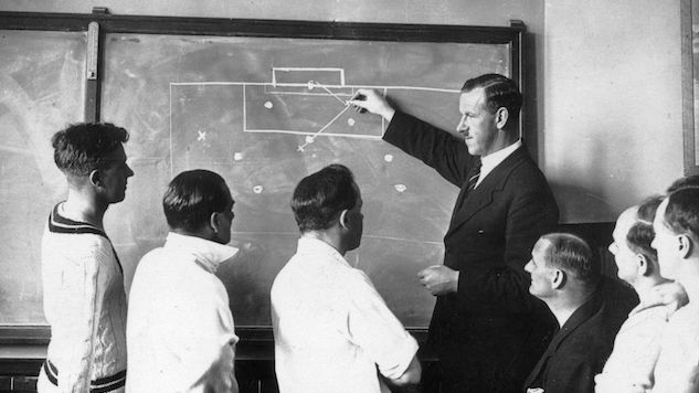 The Secret Soccer Analyst: Data Analysts Must Adapt Quickly or Die