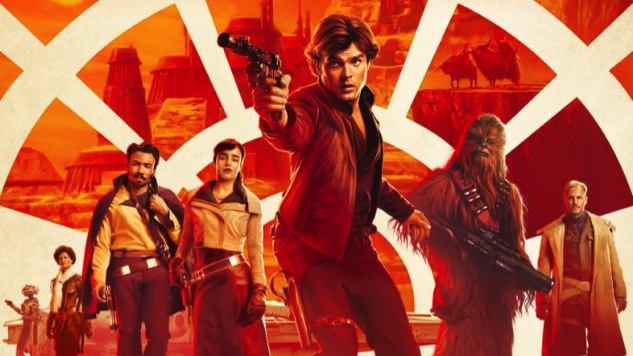 Han Solo and Company Get Down to Business in Action-Packed <i>Solo: A Star Wars Story</i> Trailer