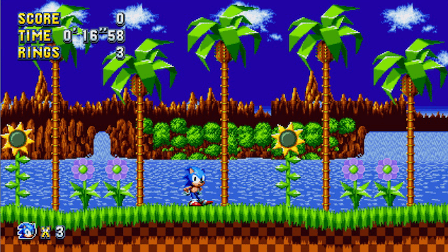 <i>Sonic Mania</i> Releases on PC, with Unexpected DRM Restrictions