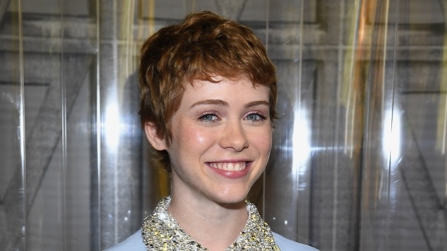 Here's Our First Look at <i>IT</i>'s Sophia Lillis as Nancy Drew