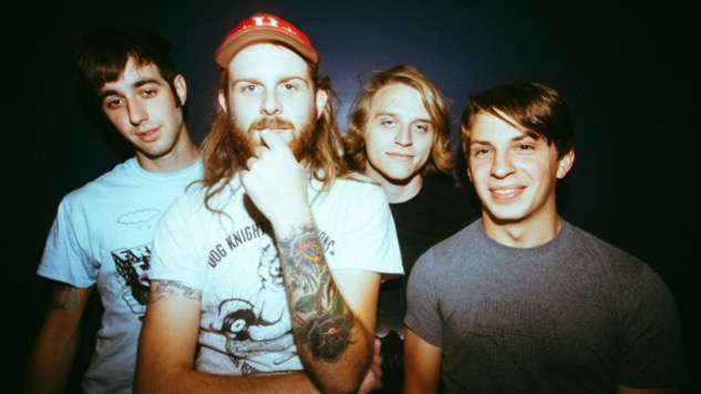 "Sorority Noise Drop First Single, ""No Halo,"" Off New Album"