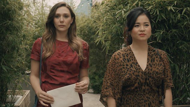 In Facebook Watch's Devastating <i>Sorry for Your Loss</i>, Elizabeth Olsen Goes for the Jugular