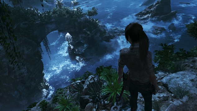 Eidos Shows off <i>Shadow of the Tomb Raider</i>'s Death-Defying Traversal, Beautiful Jungles in New Trailers