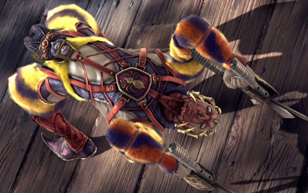 The Top 10 Creepiest Characters in Fighting Videogames