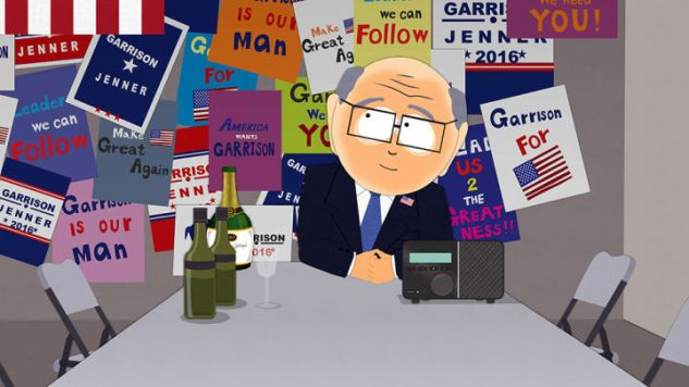 <i>South Park</i> Laying Off of Donald Trump in New Season