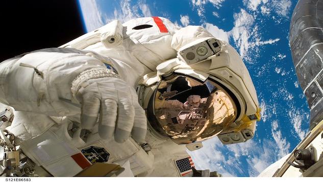 """NASA Selects """"Space Poop"""" Suit Design Winners"""