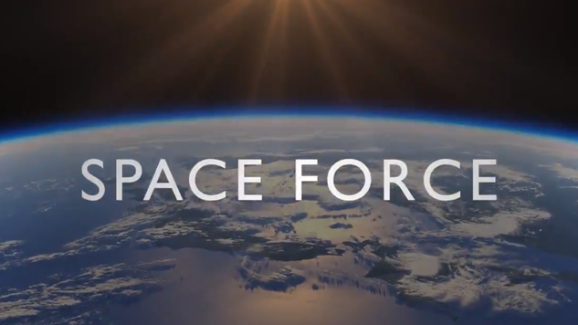 Netflix Announces New, Steve Carell-Starring Workplace Comedy <i>Space Force</i>