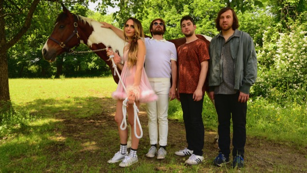 "Speedy Ortiz Announce New Album <i>Twerp Verse</i>, Share Slimy ""Lucky 88"" Video"