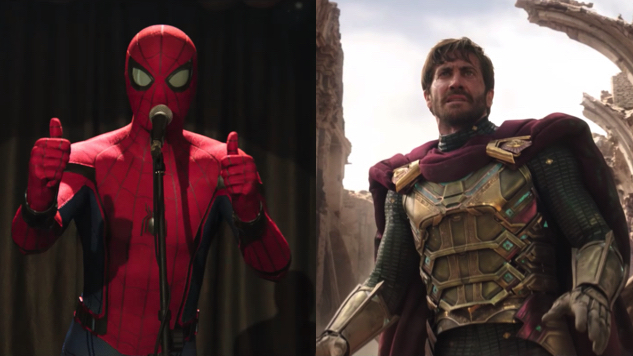 Spidey Protects Venice Meets Mysterio In First Spider Man Far From