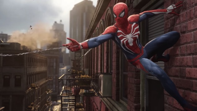 Insomniac's Spider-Man Game Seems Likely to Release This Year