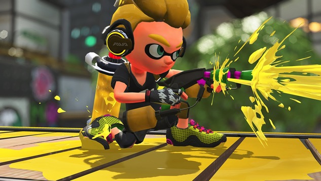 <i>Splatoon</i> U.S. Inkling Open Tournament Will Send a Fan to E3