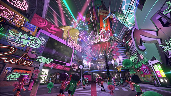 New <i>Splatoon 2</i> Details Expected in This Week's Nintendo Direct