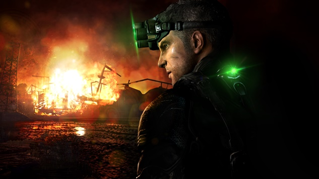 Retail Listing Appears to Leak Multiple Forthcoming Games, Including New <i>Splinter Cell</i> and <i>Borderlands</i>