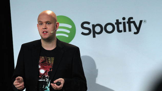 Spotify to Go Public, Targets $1 Billion