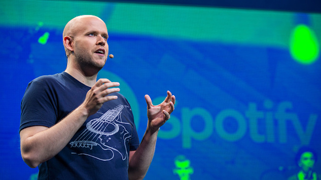 """Spotify CEO Comments on Controversial Content Policy: """"We Rolled This Out Wrong"""""""