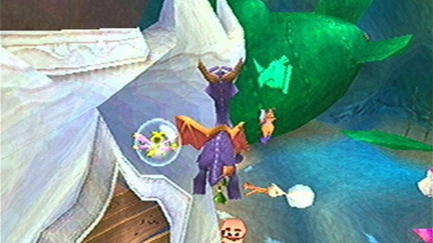 Falcon McBob's First Tweet Is Yet Another Tease for the <i>Spyro the Dragon</i> Remaster