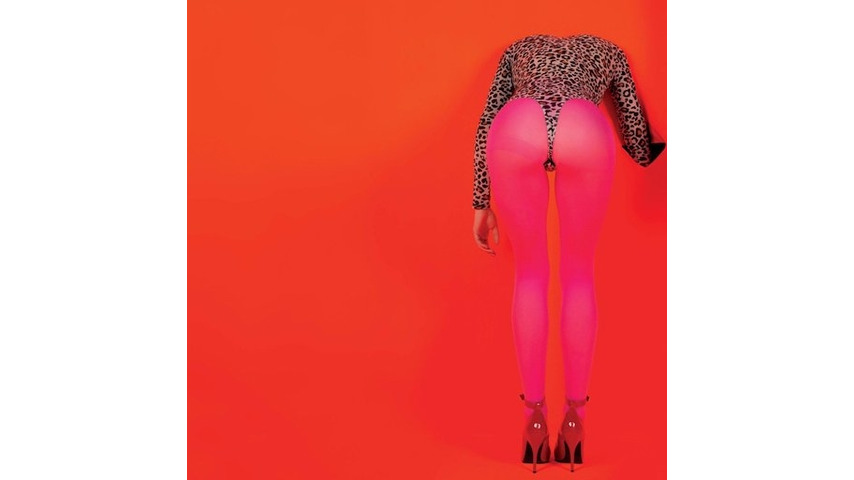St. Vincent: <i>MASSEDUCTION</i> Review