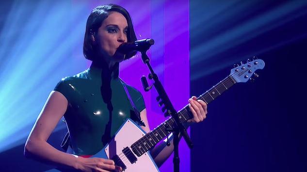 Watch St. Vincent Perform Cuts From <i>Marry Me</i> & <i>Actor</i> On This Day in 2009