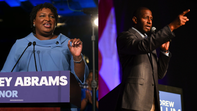 The Midterms Aren't Over Yet in Florida and Georgia. Here's the Latest on Three Key Races.