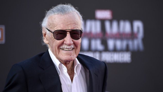 Stan Lee&#8217;s Final Project Is <i>Superhero Kindergarten</i>, Starring Arnold Schwarzenegger