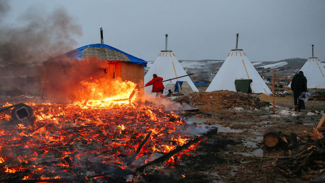 Native American Standing Rock Protestors Face Unfair Trials, Lengthy Prison Sentences
