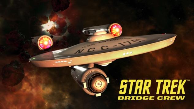 <i>Star Trek: Bridge Crew</i> Delayed to May, Original Enterprise Crew Added