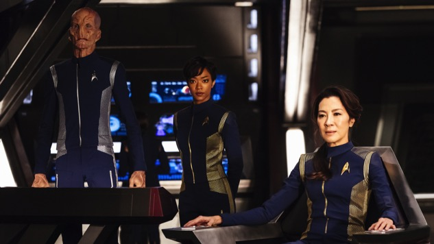 First Look At Jason Isaacs as Discovery's Captain Lorca