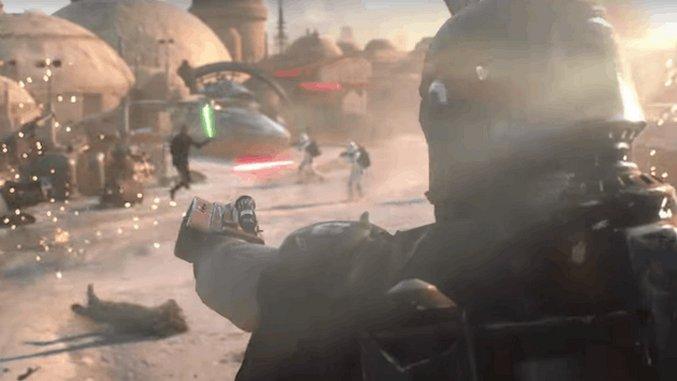 <i>Star Wars: Battlefront II</i> Beta Coming in October