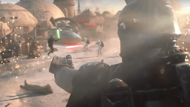 Star Wars Battlefront 2 Open Beta Starts On October 6th