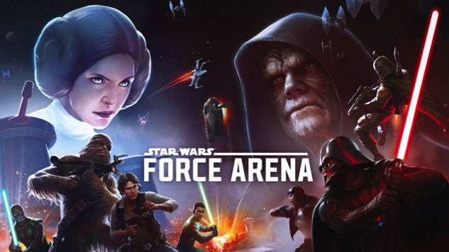 <i>Star Wars: Force Arena</i> Out on Mobile Now