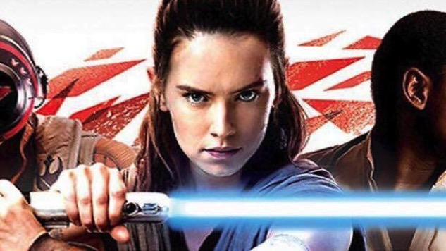 <i>Star Wars: The Last Jedi</i> Gets Teaser Images, &#8220;Jedi&#8221; in Title Revealed As Plural