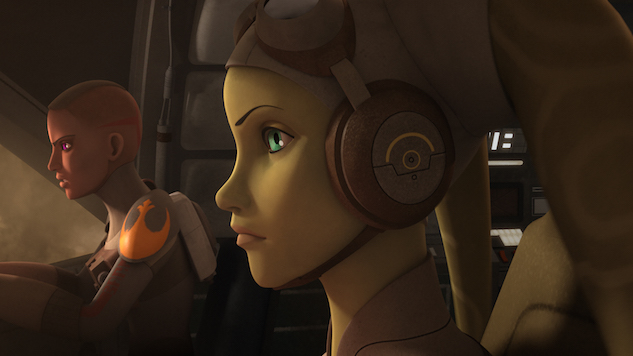 As <i>Star Wars Rebels</i> Goes, So Goes the Jedi Nation